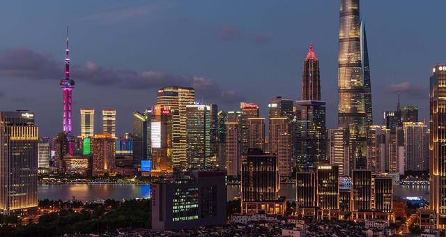 中国6个城市进入世界一线